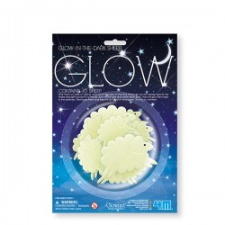 Glow-In-The-Dark Sheep CIENCIA 4M