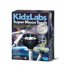 Super Moon Torch CIENCIA 4M