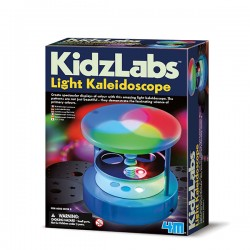Light Kaleidoscope CIENCIA 4M