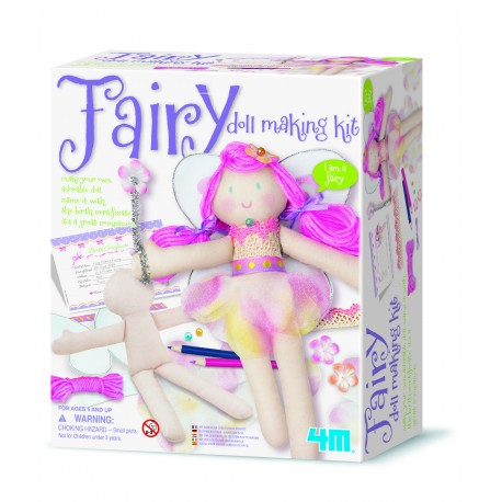 Fairy doll making kit