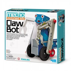 Mecho motorised kits clawbot