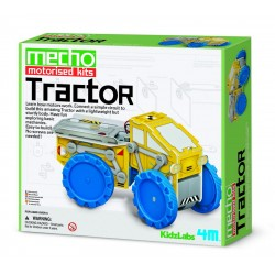 Mecho motorised kits tractor