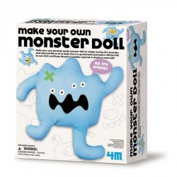 Make your own monster doll