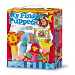 My finger puppets