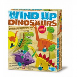Wind up dinosaur