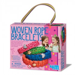 Girl accessories woven rope bracelets