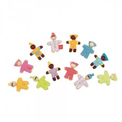 Bebes felices 12 pcs/display
