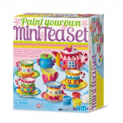 TEA SET PAINTING KIT