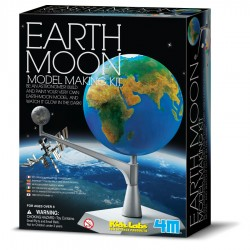 Earth moon making kit