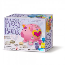 Paint your piggy bank