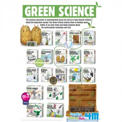 Poster green science